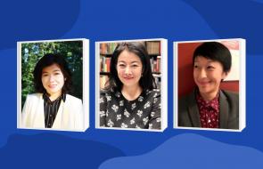 Esther Kim Lee, Anna Sun, Yun Emily Wang