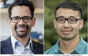 Sunil Amrith and Clark L. Alejandrino