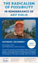 Dirlik Memorial Conference Poster.png